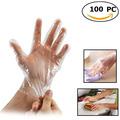 Набор полиэтиленовых перчаток 100шт
