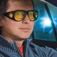 Поляризационные очки для водителей.