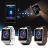 Часы телефон Smart Watch DZ09