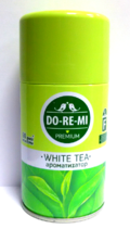 Сменный баллон для освежителя воздуха Do-Re-Mi Белый чай