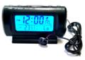Часы с термометром KS-782