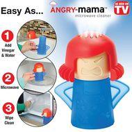 Очиститель для микроволновки Злая мама