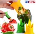 Приспособление для чистки перцев Nylon Pepper Corer 2шт