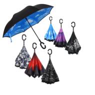 Зонт наоборот Чудо-зонт