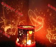 Ночник-проектор Star master love romantic