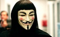 Маска V Гая Фокса (Анонимуса)