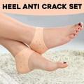 Силиконовые носочки для пяток Heel Anti-Crack Sets