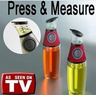 Диспенсер пресс-дозатор для масла и уксуса