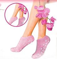 Увлажняющие гелевые носки