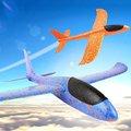 Самолет-планер метательный малый