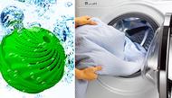 Моющий шар в стиральную машину с турмалином (оригинал)